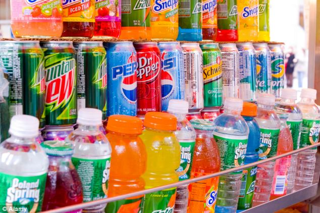 Sugary drinks linked to higher risk of cancer